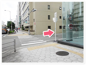 西大橋駅からのアクセス写真3