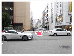 心斎橋駅からのアクセス写真4