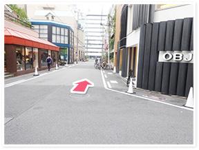 心斎橋駅からのアクセス写真7